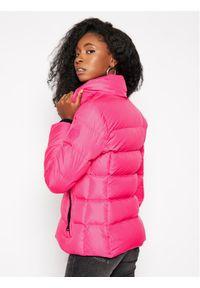 Różowa kurtka puchowa Calvin Klein