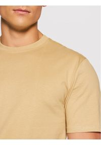 Only & Sons T-Shirt Vincent 22020097 Beżowy Regular Fit. Kolor: beżowy