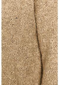 Sweter rozpinany Jacqueline de Yong długi, casualowy