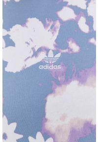 adidas Originals - Bluza. Typ kołnierza: kaptur. Materiał: włókno, dzianina. Długość rękawa: długi rękaw. Długość: długie. Wzór: aplikacja