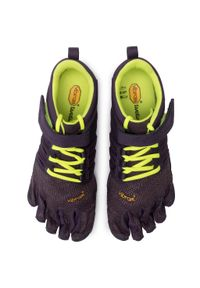 Fioletowe buty do fitnessu Vibram Fivefingers na co dzień, Vibram FiveFingers, z cholewką #7