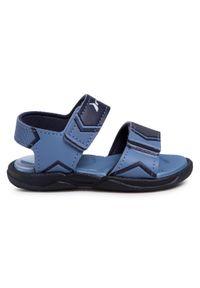 Niebieskie sandały Rider klasyczne, na lato