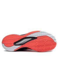 Czerwone buty do tenisa Wilson