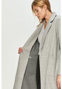 Szary płaszcz only klasyczny, na co dzień #6