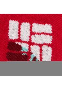 Czerwona czapka zimowa columbia