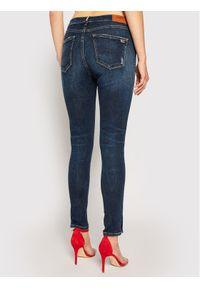 Niebieskie jeansy slim Tommy Jeans #5