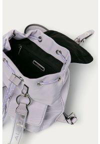 Fioletowy plecak Aldo gładki