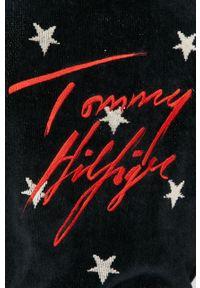 Niebieski szlafrok TOMMY HILFIGER