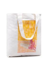 Biała torebka klasyczna Roxy