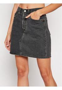 Czarna spódnica mini Levi's®