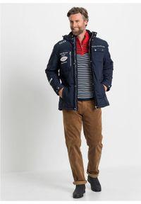 Niebieska kurtka bonprix na zimę #7