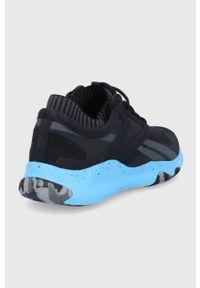 Reebok - Buty Hiit Tr. Nosek buta: okrągły. Zapięcie: sznurówki. Kolor: czarny. Materiał: guma, syntetyk, materiał. Szerokość cholewki: normalna #5
