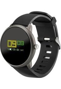 Smartwatch Acme SW101 HR Czarny (507172). Rodzaj zegarka: smartwatch. Kolor: czarny
