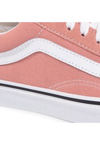Różowe buty sportowe Vans Vans Old Skool, z cholewką