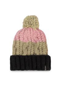 Zielona czapka zimowa Billabong