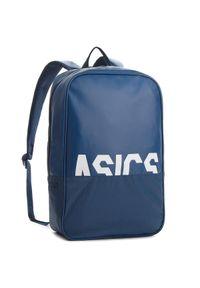 Niebieska torba na laptopa Asics