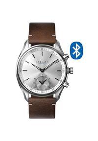 Kronaby Połączony wodoodporny zegarek A1000-0714 szekli. Styl: retro