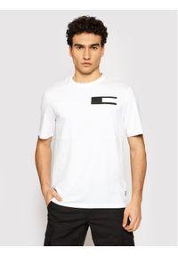 Only & Sons - ONLY & SONS T-Shirt Manuel 22018842 Biały Regular Fit. Kolor: biały