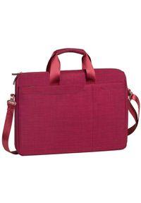 Czerwona torba na laptopa RIVACASE