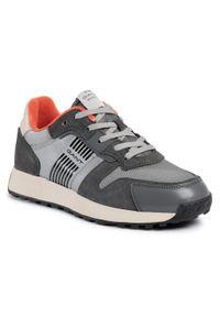Szare sneakersy GANT