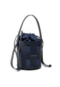 Niebieska torebka klasyczna Hispanitas klasyczna