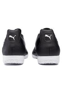 Czarne buty do piłki nożnej Puma