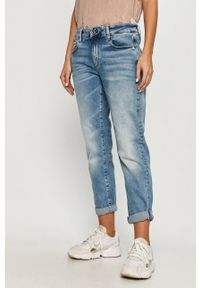 Niebieskie jeansy loose fit G-Star RAW