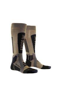 X-Socks - Skarpety X-SOCKS HELIXX GOLD 4.0. Materiał: włókno
