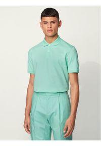 Zielona koszulka polo BOSS polo