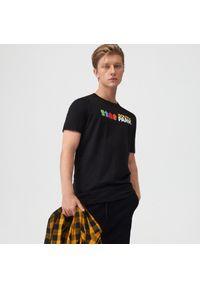 Sinsay - Koszulka South Park - Czarny. Kolor: czarny