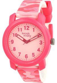 Knock Nocky Kolorowy zegarek Knock Nocky CO3618606 Comic uniwersalny