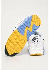 Nike Sportswear - Buty Air Max 90. Zapięcie: sznurówki. Kolor: biały. Materiał: guma. Model: Nike Air Max, Nike Air Max 90