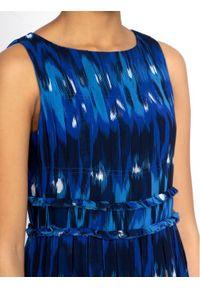 Niebieska sukienka letnia iBlues