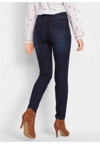 Czarne jeansy bonprix #6