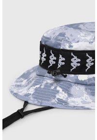 Fioletowy kapelusz Kappa
