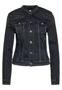 Szara kurtka jeansowa Tommy Jeans