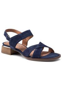 Niebieskie sandały Caprice