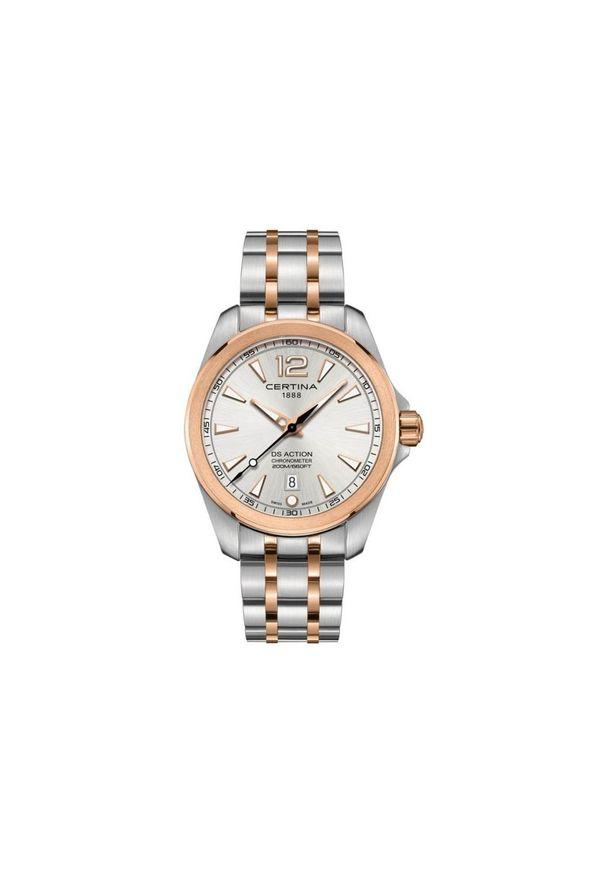 Morski zegarek CERTINA elegancki