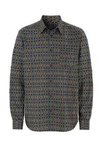 Cellbes Koszula wzór paisley male 5XL. Materiał: tkanina. Wzór: paisley