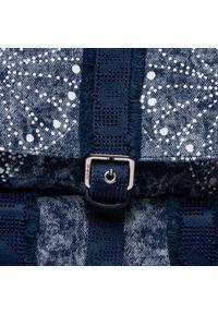 Niebieski plecak Desigual klasyczny