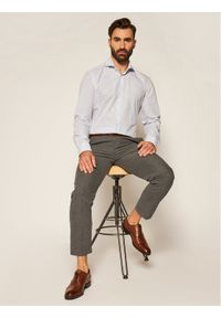 Baldessarini Koszula Henry 10007/000/1000 Niebieski Regular Fit. Kolor: niebieski #5