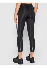 Adidas - adidas Legginsy Running 3-Stripes CZ8095 Czarny Skinny Fit. Kolor: czarny. Sport: bieganie #2