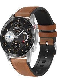 Smartwatch Bakeeley DT95 Brązowy. Rodzaj zegarka: smartwatch. Kolor: brązowy