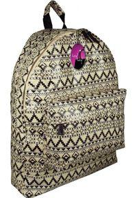 Adleys CB162 Aztec Lakierowany Plecak MIX kolory. Materiał: lakier