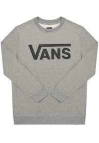 Vans Bluza By Classic Crew VN0A36MZ Szary Regular Fit. Kolor: szary