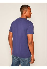 Fioletowy t-shirt Pepe Jeans