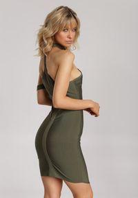 Renee - Czarna Sukienka Arimara. Kolor: czarny