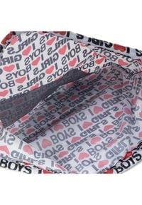 Vans Worek Benched Bag VN000SUFVDA1 Biały. Kolor: biały