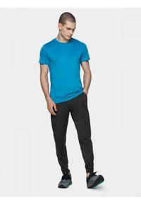 Niebieska koszulka termoaktywna outhorn