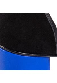 Czarne sandały Ann Mex